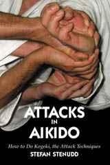 Attacks in Aikido, by Stefan Stenudd.